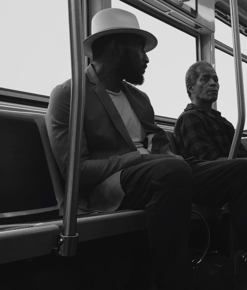 Artwork – The Man from Harlem, 2017