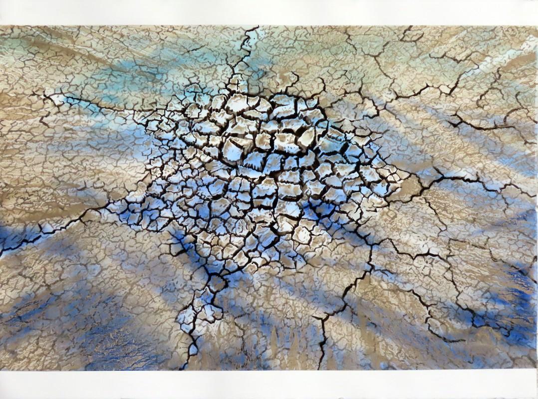 Artwork – Earth and Sky, 2019