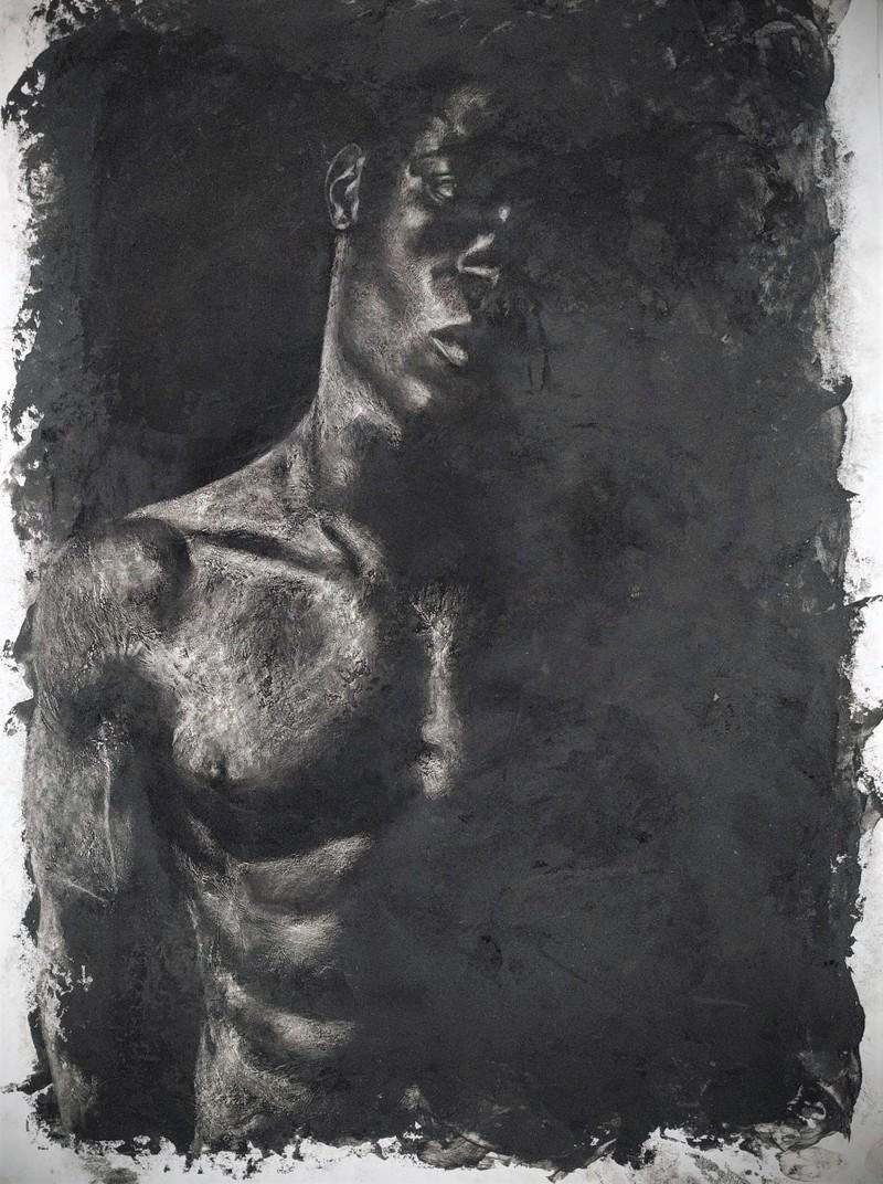 Artwork – Portrait of His Beautiful Blackness, 2017