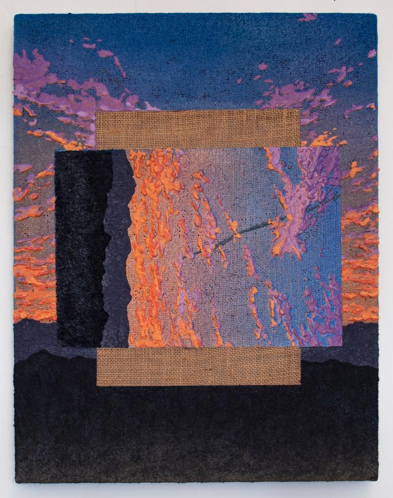 Artwork – Joshua Tree Twilight, 2020