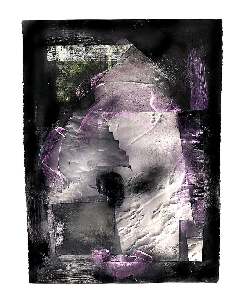 Artwork – Satellite Abstraction 3, 2019