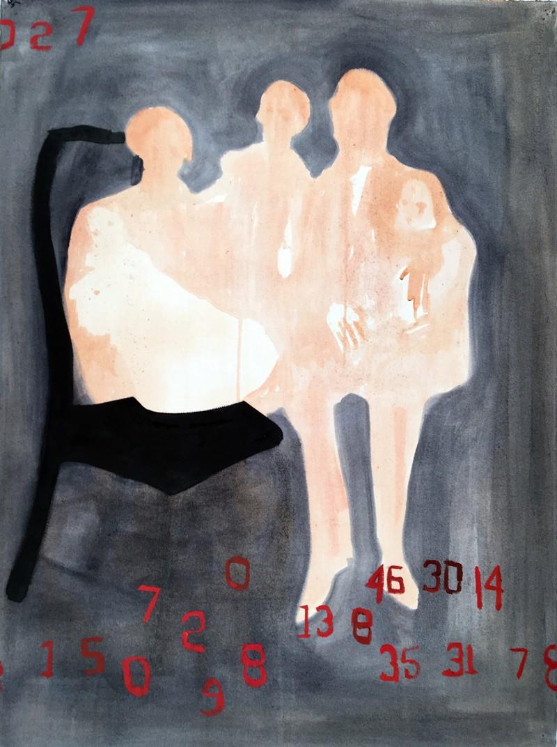 Artwork – Dissolution of Family #4, 2018