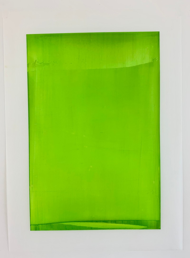 Artwork – Green Focus, 2018