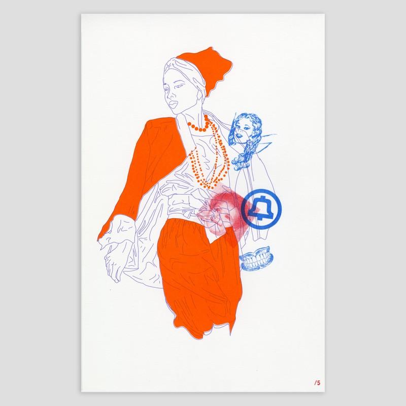 Artwork – Fashion Fair- Double Take 03, 2019