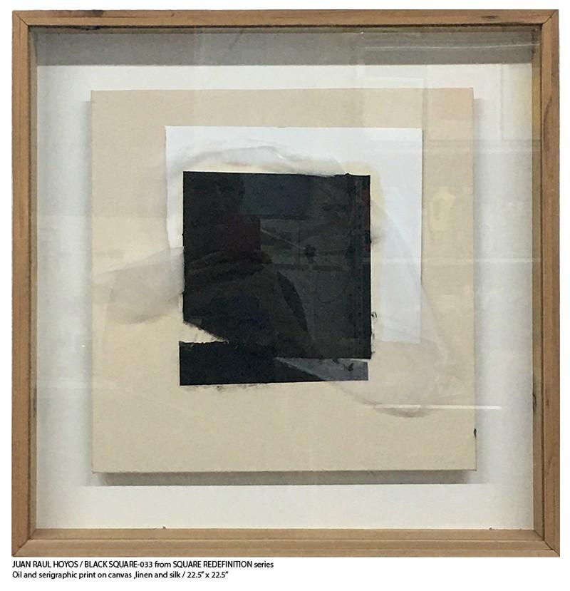 Artwork – Black square 033, 2021