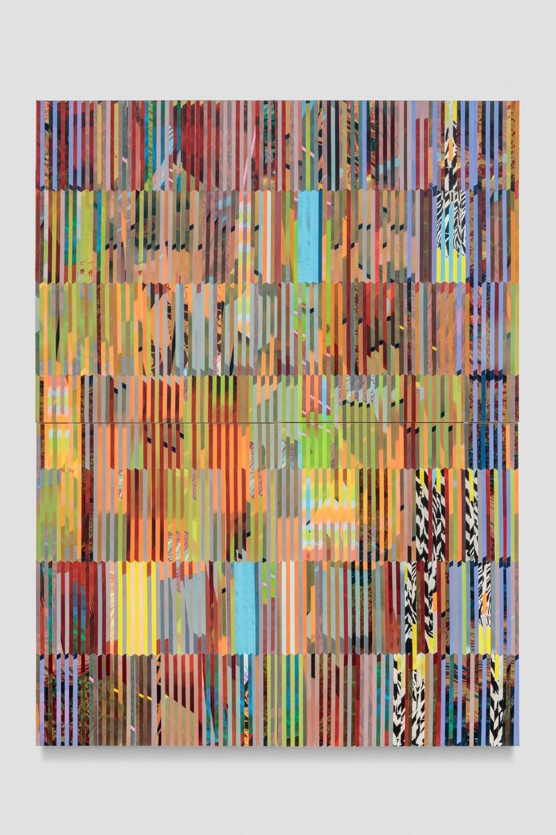 Artwork – Babel II, 2018