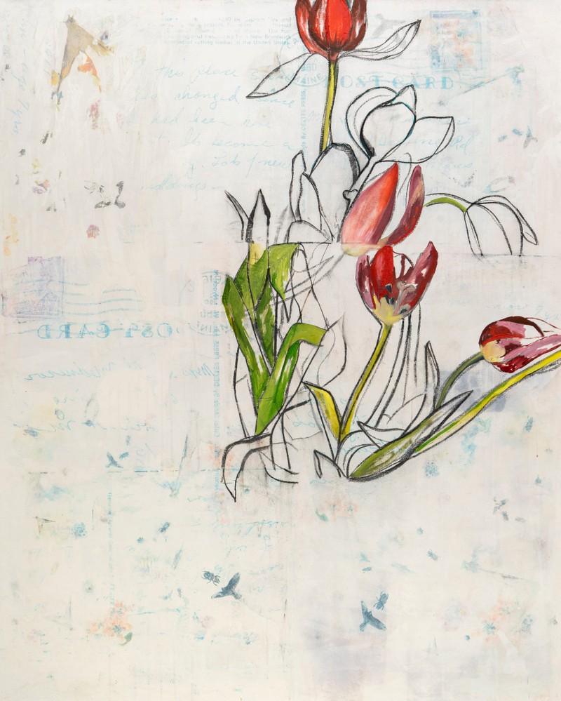 Artwork – Tulips, 2018