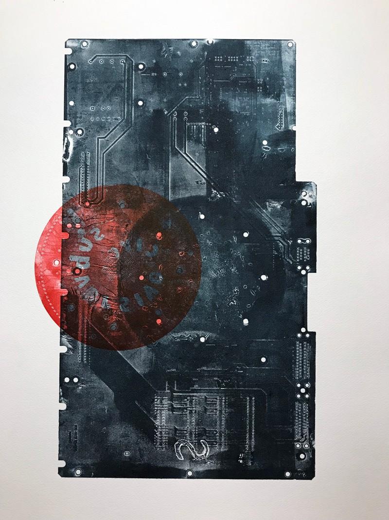 Artwork – Subversive, 2018