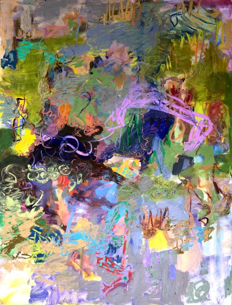 Artwork – Bed-Stuy Boogie-woogie III, 2019