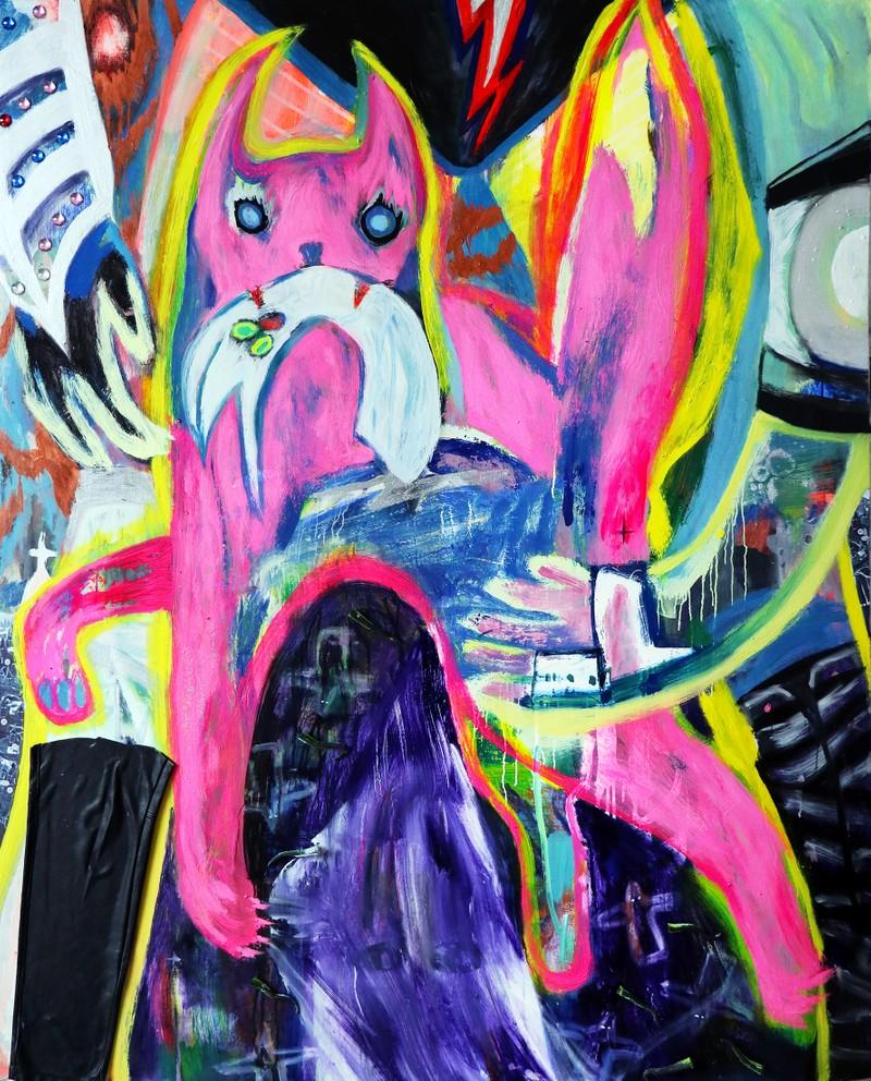 Artwork – Pink Pussy, 2017