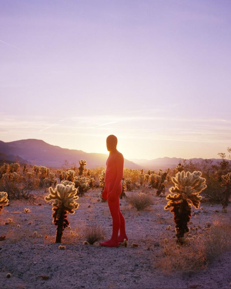 Artwork – Triptych for Joshua Tree Sunrise, 2018