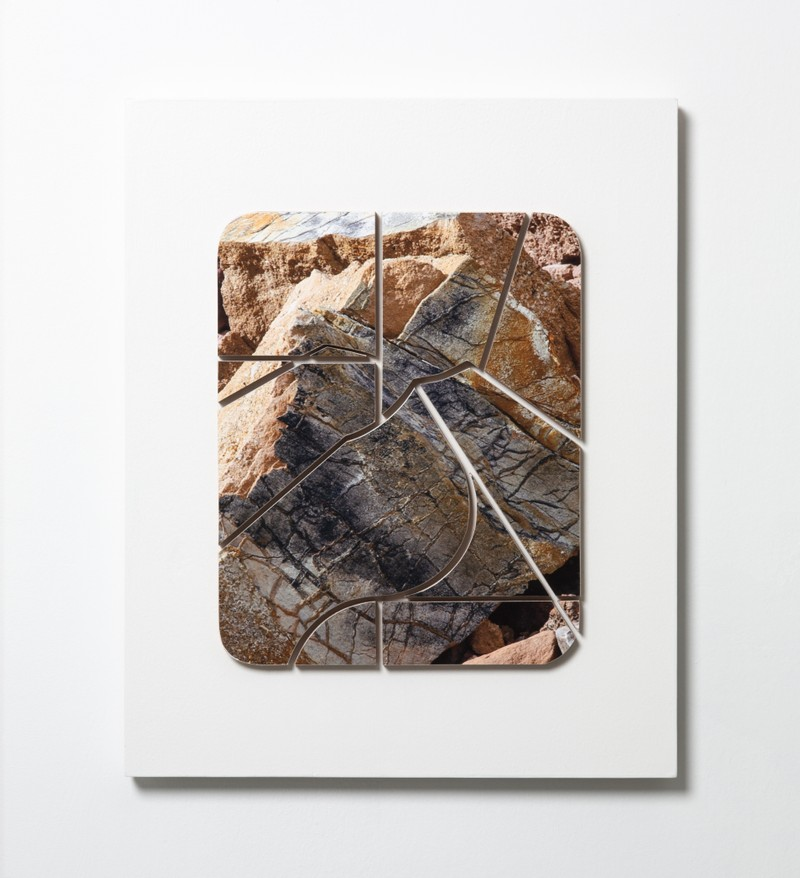 Artwork – Composition #6 (desert), 2019