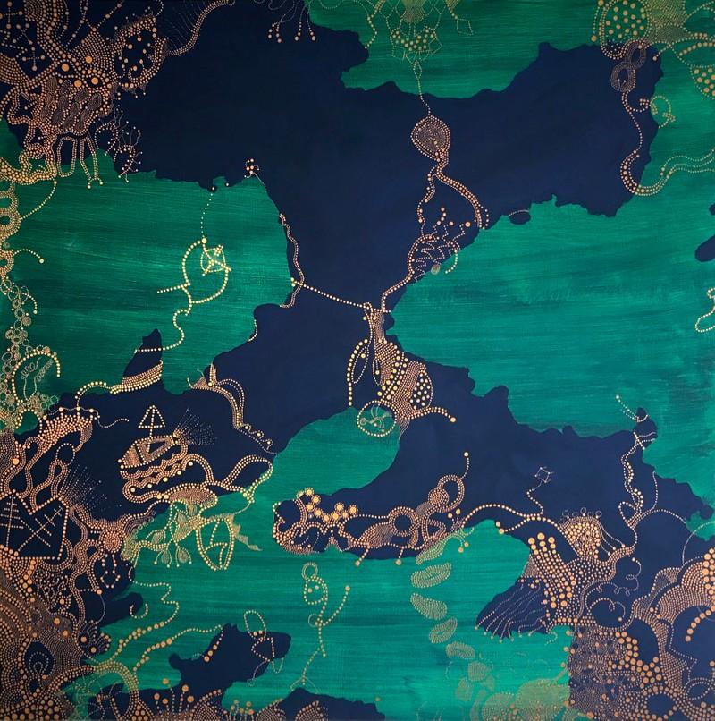Artwork – Altered States (river), 2019