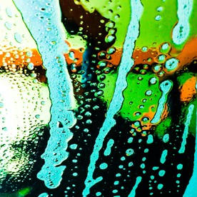 Artwork – Decoded Turbulence of Love Sweat, 2016