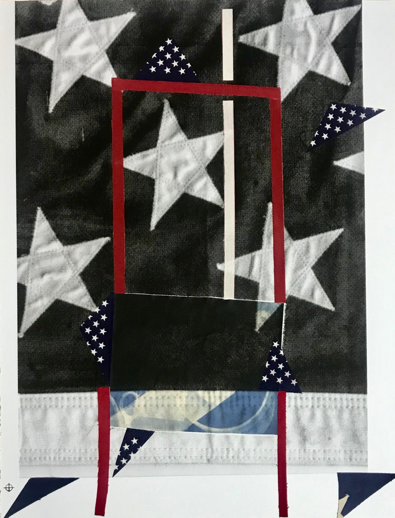 Artwork – False (flag), 2020