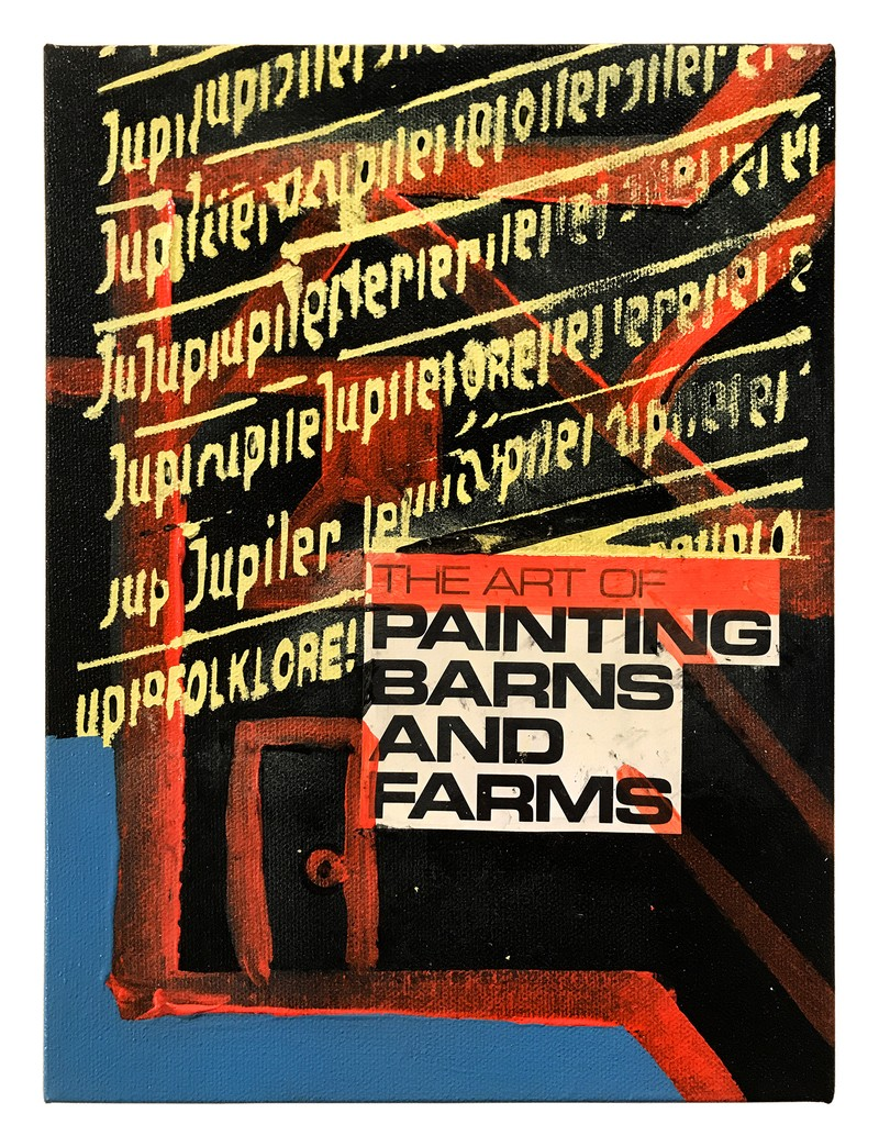 Artwork – Barns and Farms, 2020