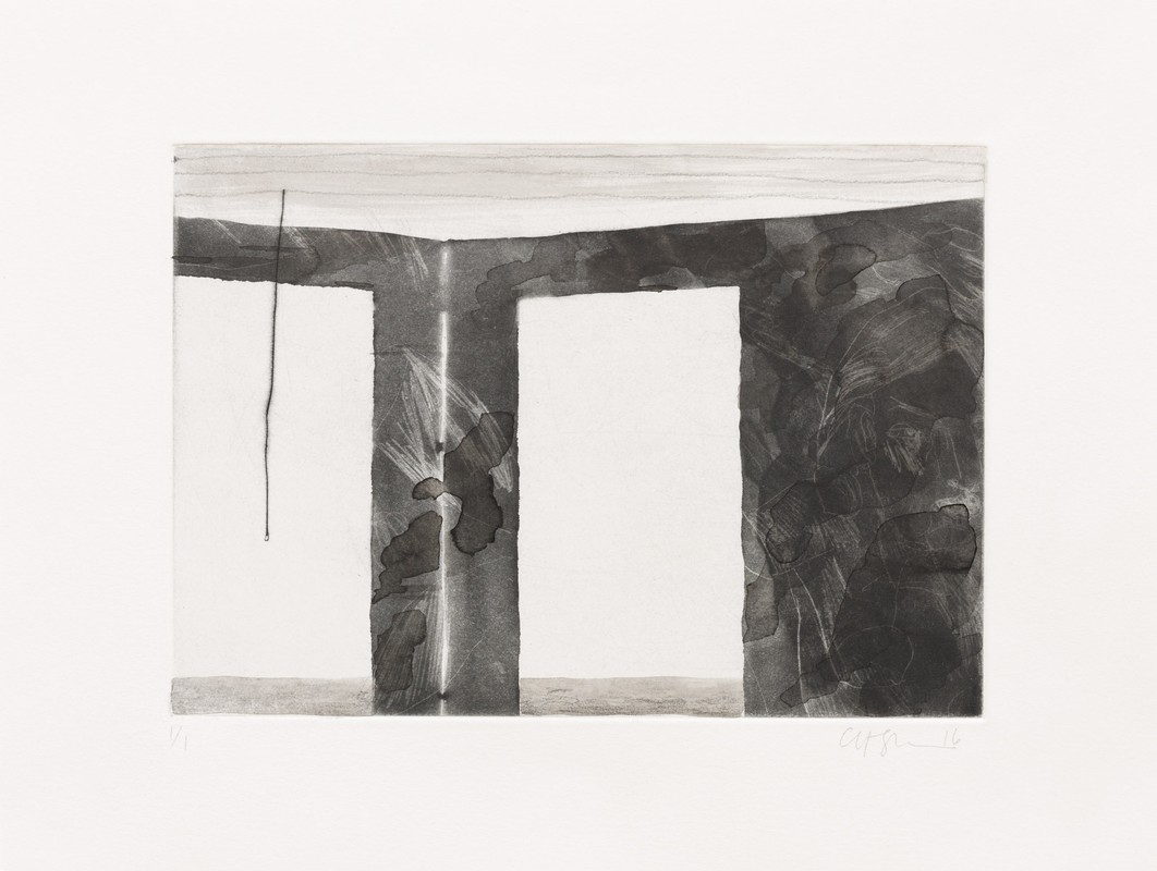 Artwork – Fade (Spitbite), 2016