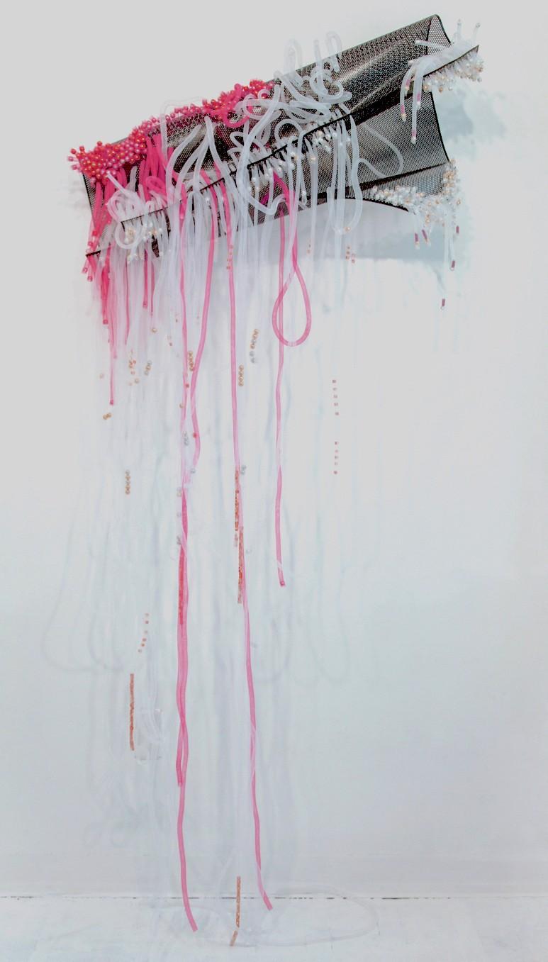 Artwork – Sadia Fakih, It_s Winking At You No. 2, 2019