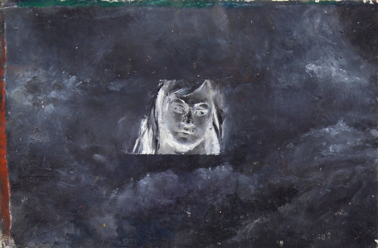 "Artwork – Catherine Mulligan - ""Heaven"", 2020"
