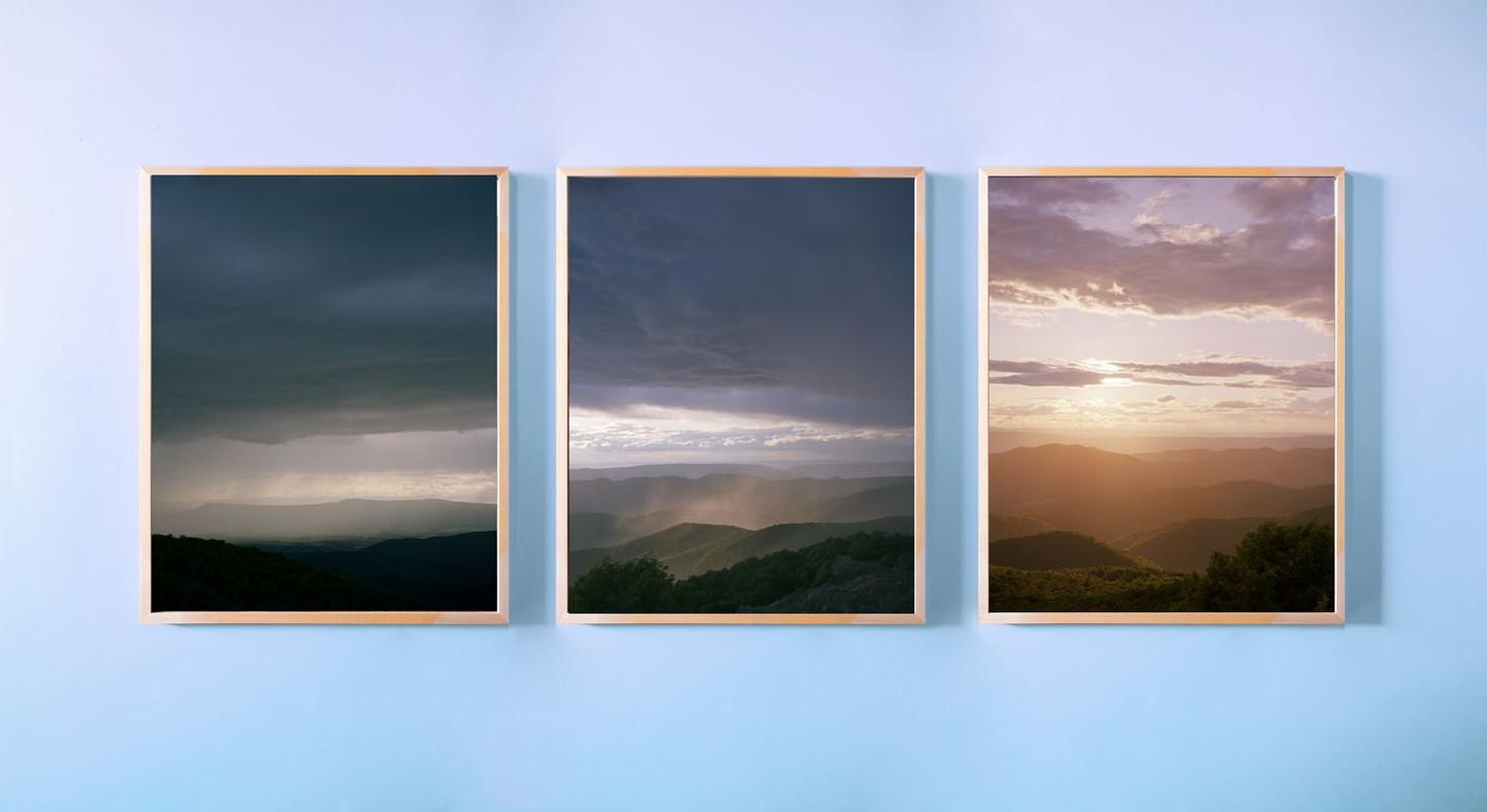 Artwork – View of the Rainstorm in Shenandoah, 2019