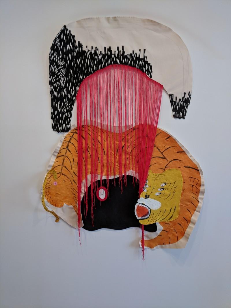 Artwork – So Strong, So Tired, 2017