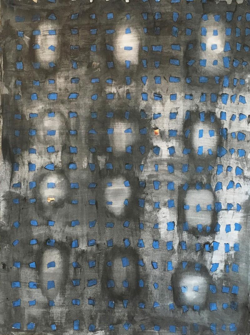 Artwork – Light Shroud, 2018