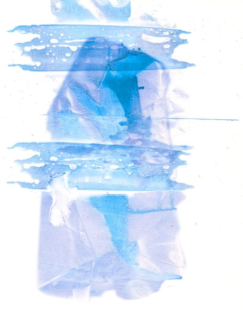 Artwork – Blue One, 2011