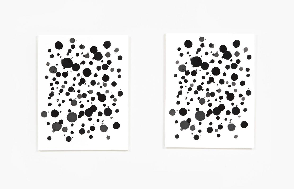 Artwork – Marble Drawing 20.05, 2020
