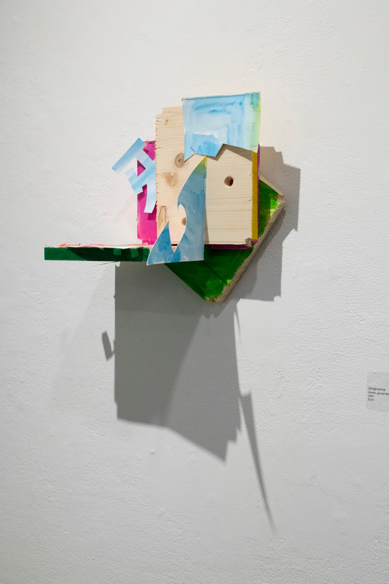 Artwork – Sumire Skye Taniai, Congruence, 2020