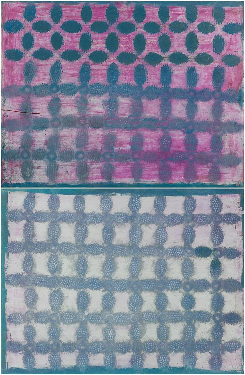 Artwork – Jack Drumer, Untitled, 1985