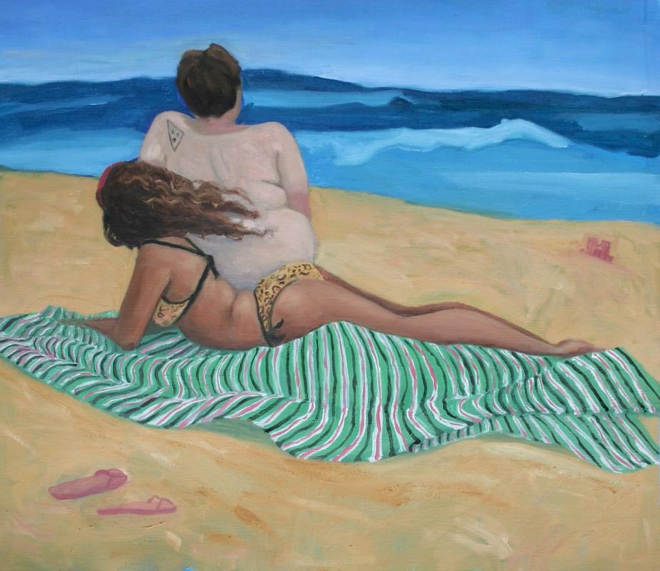 Artwork – Beach Bodies, 2019