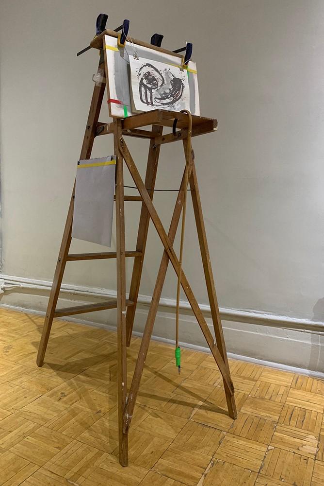 Artwork – Working Station, 2019