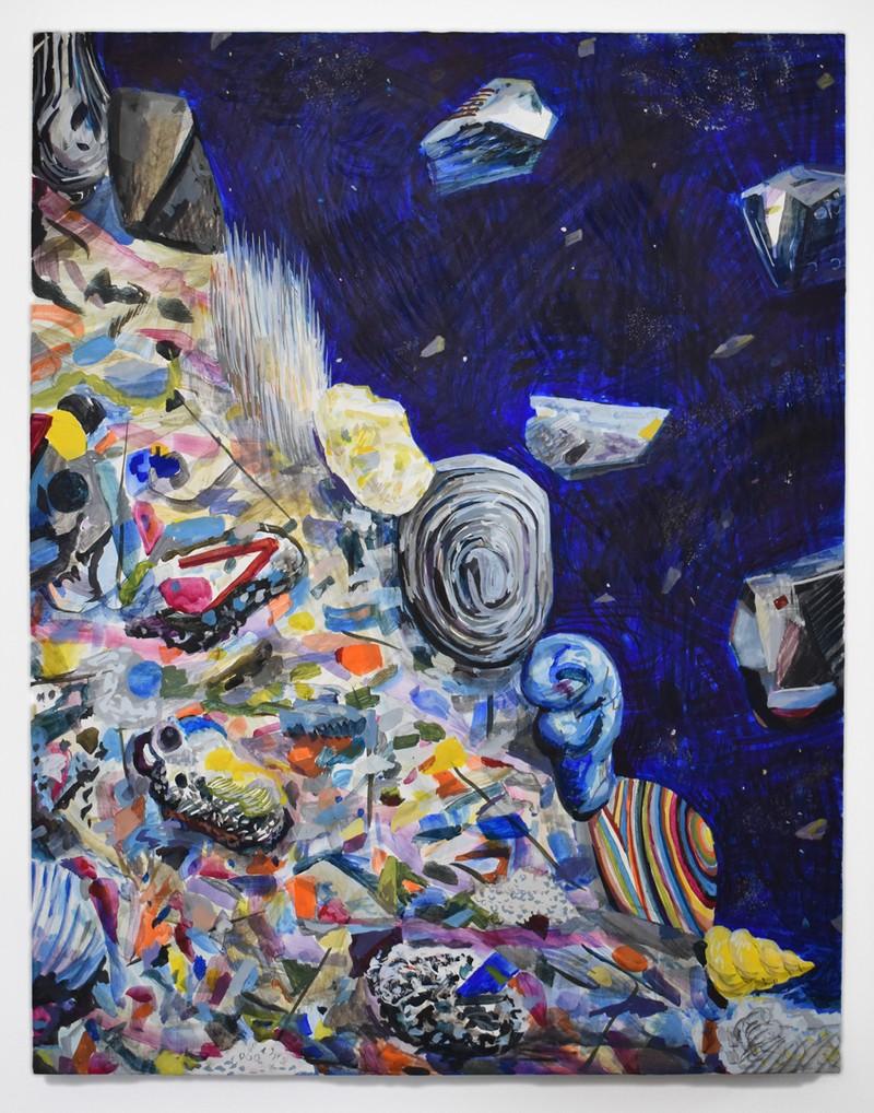 Artwork – Anthropogenic Geology, 2019