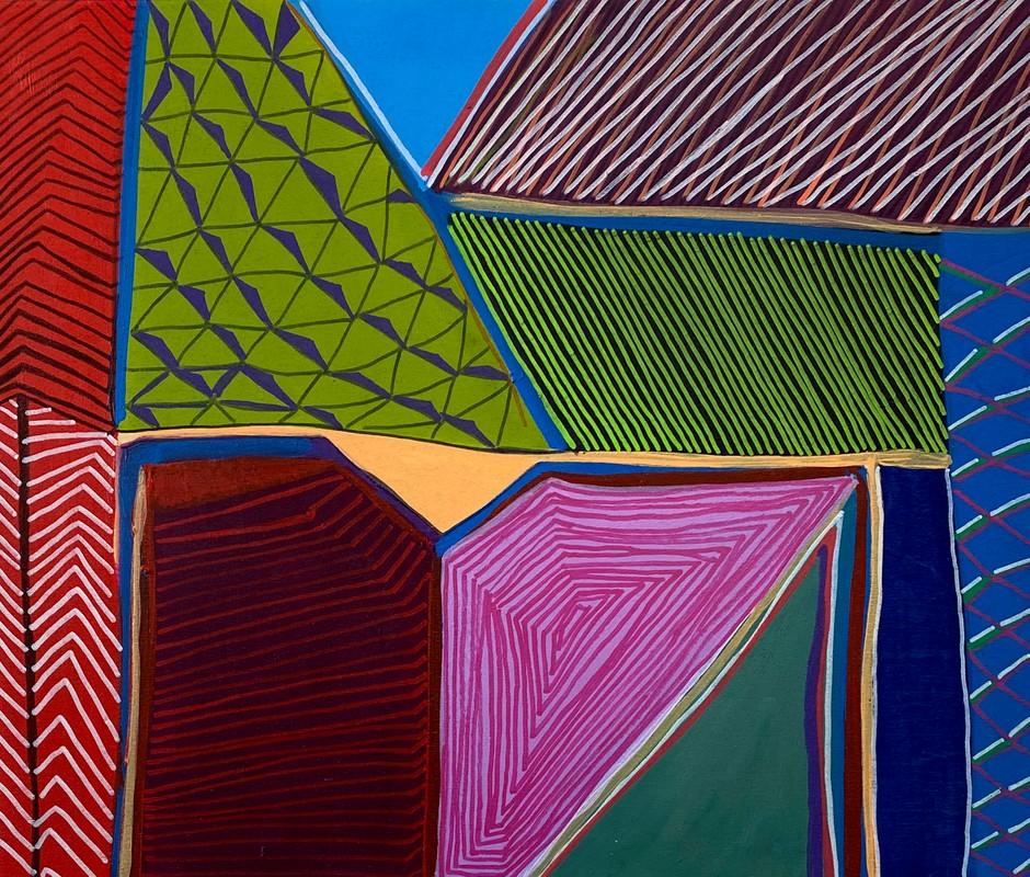 Artwork – Blue Skies, 2020