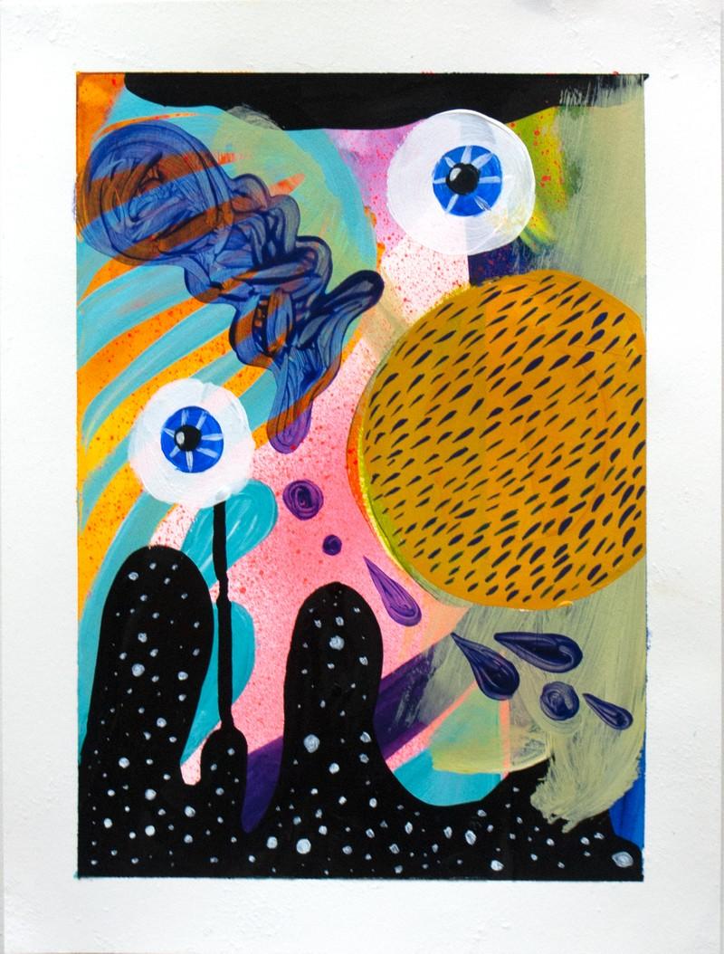 """Artwork – Jen Shepard, """"Second Sight"""", 2020"""