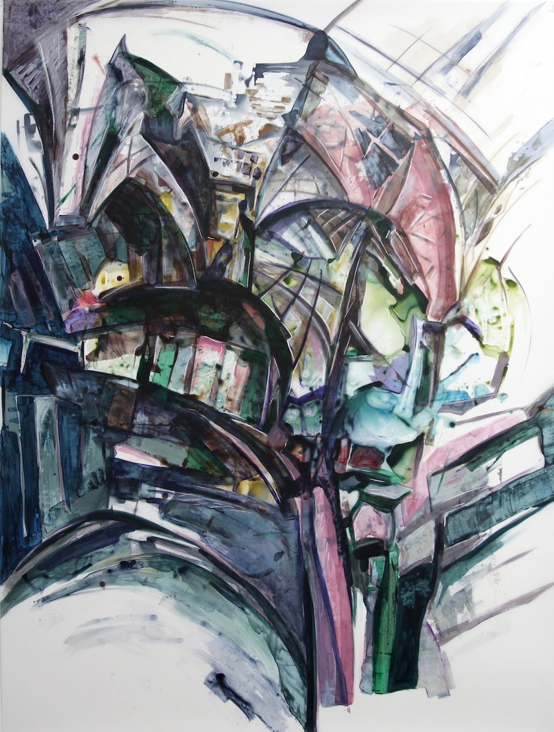 Artwork – Pink Mosque, 2018