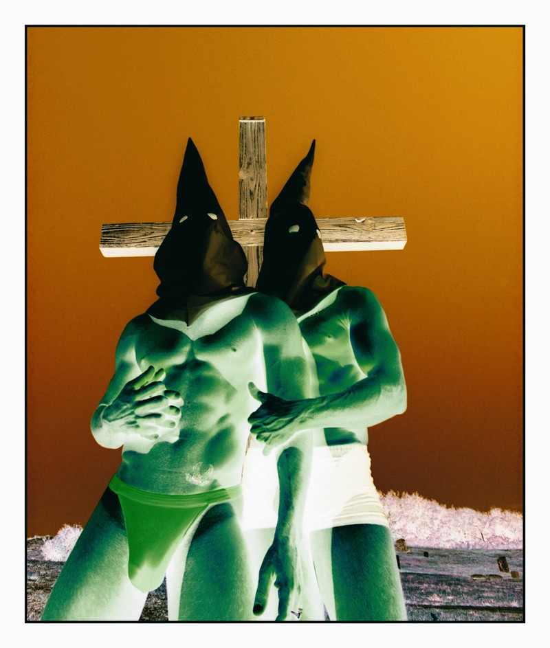 Artwork – K is for KKK, 1993
