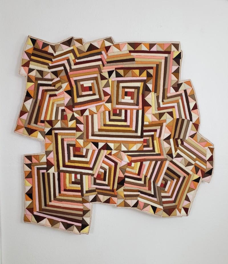 Artwork – Americana Quilt #34, 2020