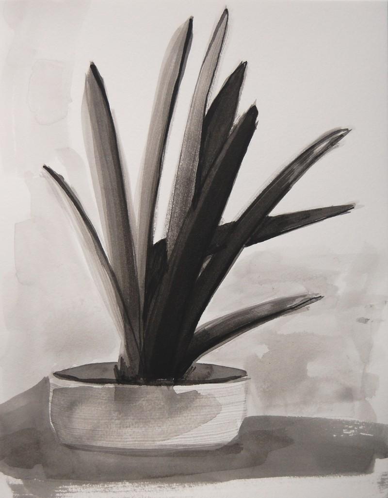 Artwork – Houseplant 3, 2020