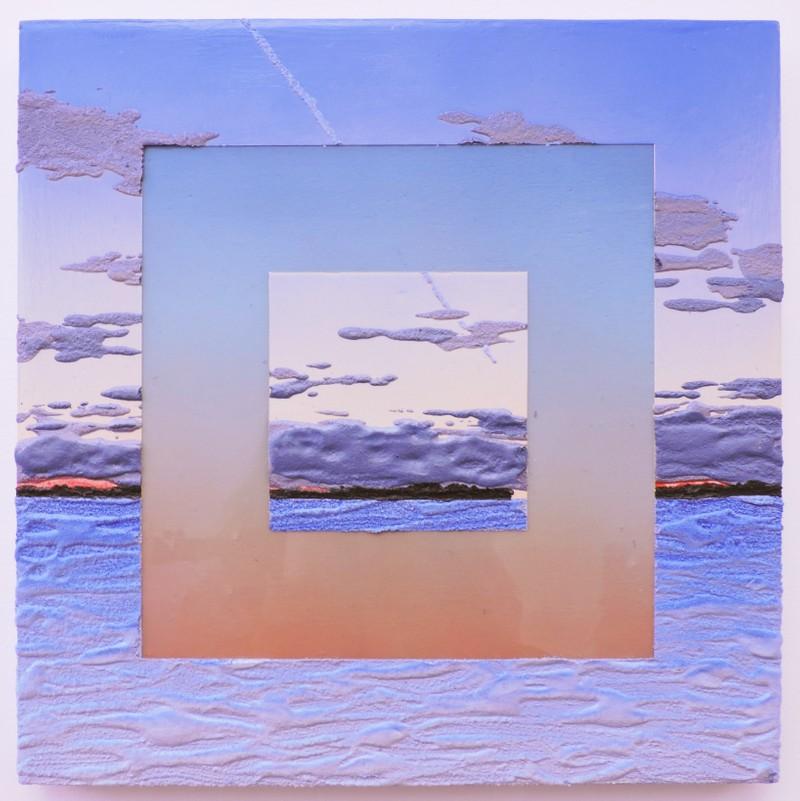 Artwork – Crescent Beach Square Study, 2019