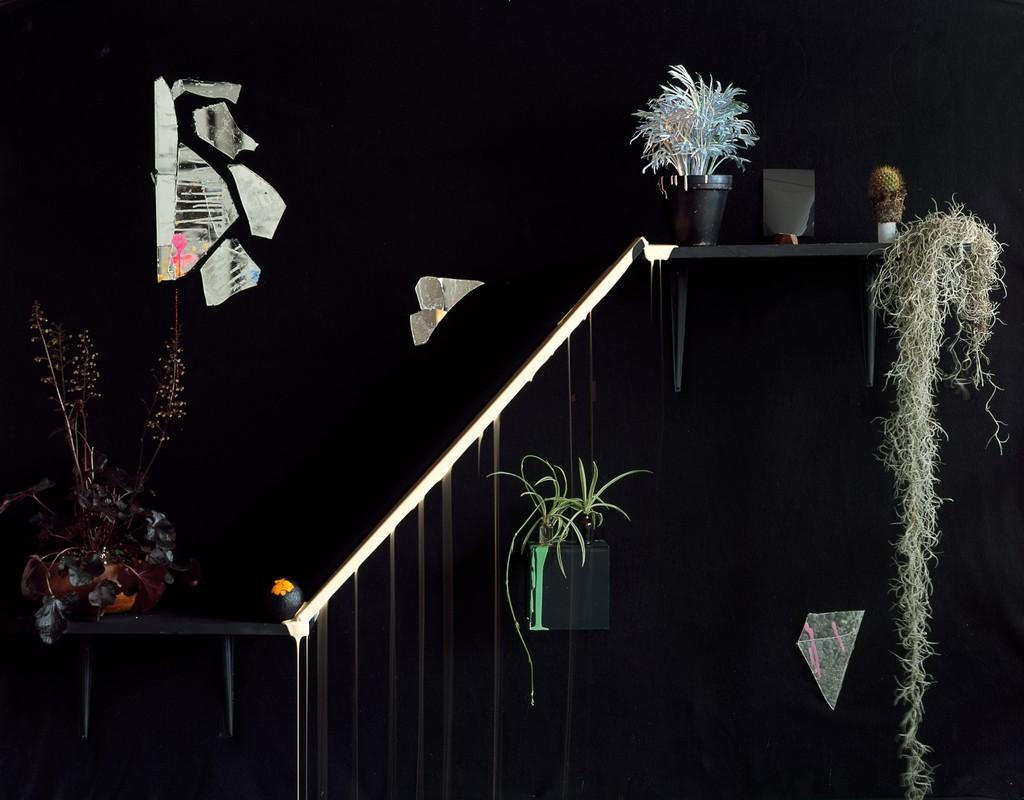 Artwork – Diagonal Drips, 2010