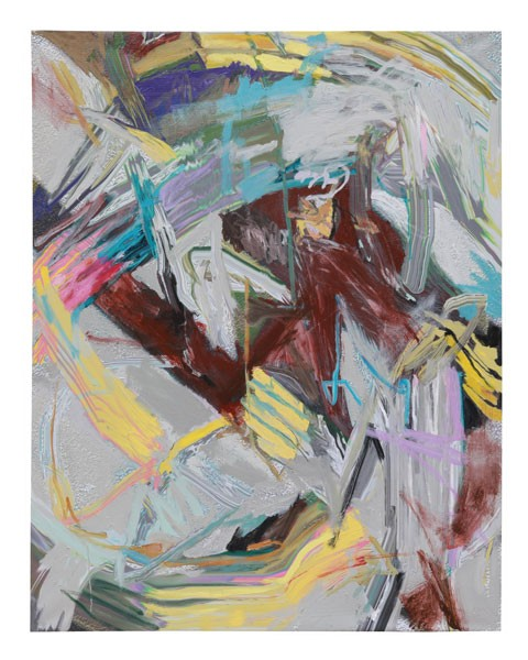 "Artwork – ""Luxury 4"", 2014"