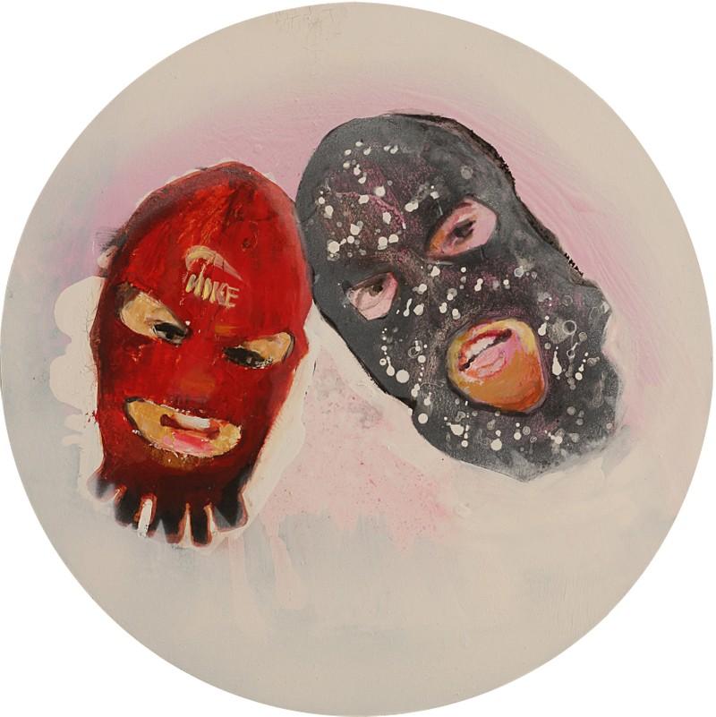 Artwork – Twin Masky, 2015