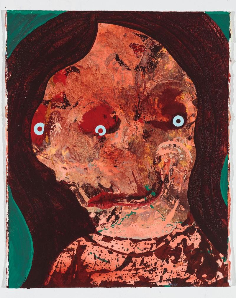 Artwork – Lady, 2018