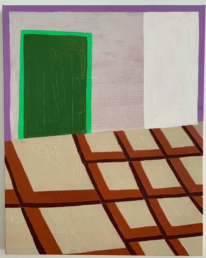 Artwork – Step Aside, 2020