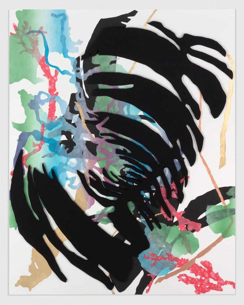 """Artwork – Jolynn Krystosek, """"Seaweed 7"""", 2019"""