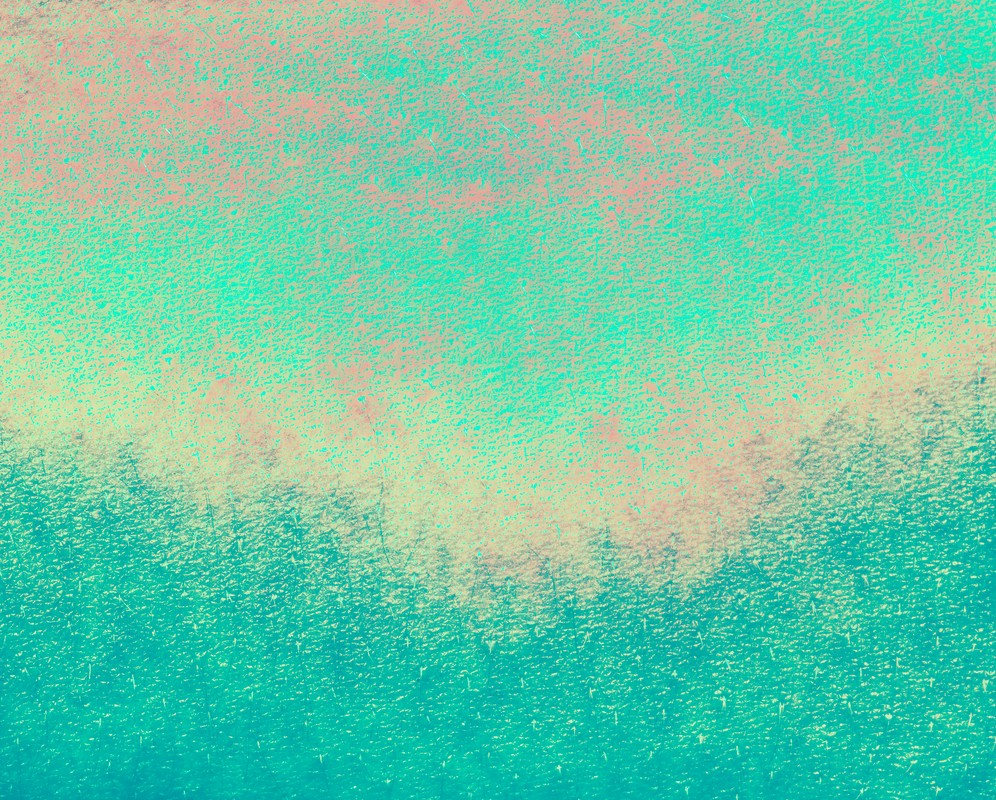 Artwork – Teal, 2015