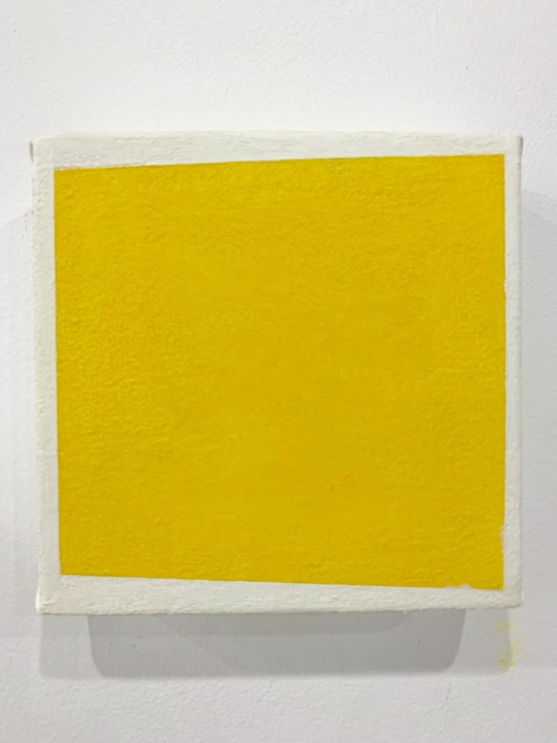 Artwork – Yellow Plane, 2019