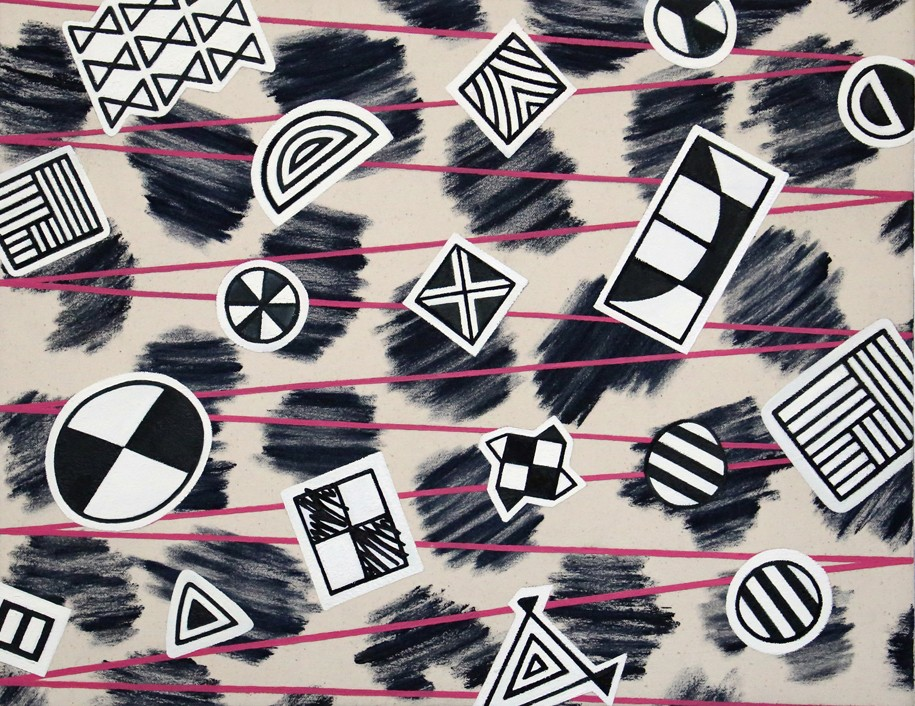"Artwork – Stacie Johnson, ""Imaginary Games"", 2018"