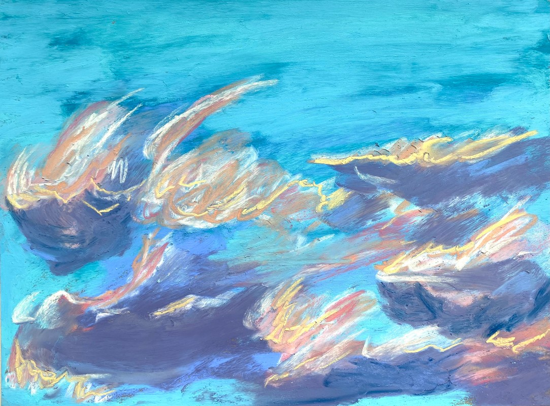 Artwork – Taking Flight, 2021